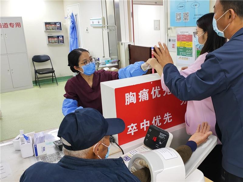 【组图】国际护士节走近白衣天使